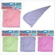 полотенце Чалма 22*57см 3цв. MJ17-39 в интернет магазине Импульс, фото