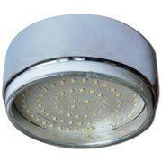 светильник Ecola GX70-G16 накладной хром 42х120 FC70FFECB 412899 в интернет магазине Импульс, фото
