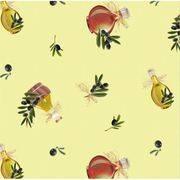 клеенка столовая FESTIVAL JAUNE 1,4м 3671 в интернет магазине Импульс, фото