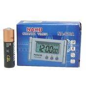 Часы авто 810А NAKO (с будильником) в интернет магазине Импульс, фото