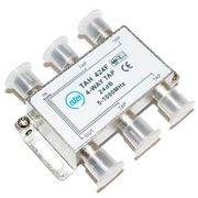 Разветвитель-ответвитель TAH 424F (4X20dB,5-1000MHz) (OA -4/20) в интернет магазине Импульс, фото