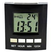 Часы-будильник SH-691, 2AA говорящие, температура, настольные в интернет магазине Импульс, фото