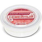 Зубной порошок Семейный 75г в интернет магазине Импульс, фото