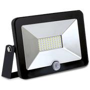 прожектор LED СДО-5Д-20(PRO) 20Вт 160-260В 6500К 1500Лм с датчиком движения IP65 ASD в интернет магазине Импульс, фото