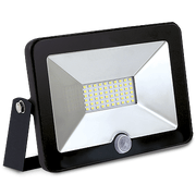 прожектор LED СДО-5Д-30(PRO)  30Вт 160-260В 6500К 2250Лм с датчиком движения IP65 ASD в интернет магазине Импульс, фото