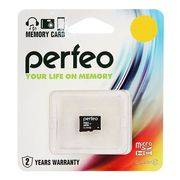 Память SD Micro 8Gb PERFEO класс 10 в интернет магазине Импульс, фото