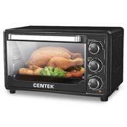 жарочный шкаф (печь) CENTEK CT-1537-30 30л, до 320*, 1600Вт, 4 режима, таймер 90мин в интернет магазине Импульс, фото