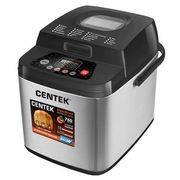 Хлебопечь CENTEK CT-1410 650Вт, 750г, 19 прогр, LCD, таймер, нерж. в интернет магазине Импульс, фото