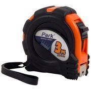 Рулетка Park с фиксатором 3мx16мм ТМ27-3016 прорез. корпус в интернет магазине Импульс, фото