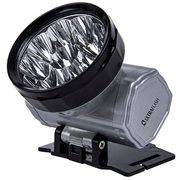 Фонарь ULTRAFLASH LED 5371 10LED, налобный, аккум, 2режима в интернет магазине Импульс, фото
