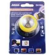 Фонарь аккумуляторный налобный 1 светод. яркий, акк 168 SH (409) на магните в интернет магазине Импульс, фото
