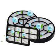 Фильтры набор для пылесосов CENTEK CT-2530 (1HEPA+2внутр.) в интернет магазине Импульс, фото