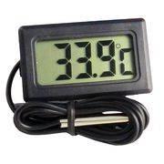 термометр внешний авто FY-10 (TPM-10)выносной датчик 1м в интернет магазине Импульс, фото