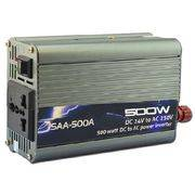 конвертор 12/220V 500Вт SAA-500A авто в интернет магазине Импульс, фото