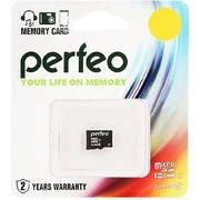 Память SD Micro 16Gb PERFEO класс 10 в интернет магазине Импульс, фото