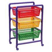 контейнер для игрушек с выдвижными лотками на колесах 46000 в интернет магазине Импульс, фото