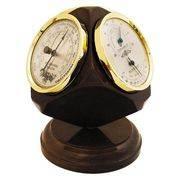 барометр 4445 3в1 (термометр, гигрометр, хронометр)