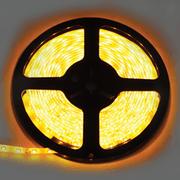 лента светодиодная Ecola 220V 14х7 14.4W/m 60Led/m IP68 желтый S10Y14ESB 617987 в интернет магазине Импульс, фото