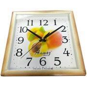 часы настенные квадрат 225*225мм М48 (461) в интернет магазине Импульс, фото