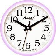 Часы настенные мини круг классика 1286 в интернет магазине Импульс, фото