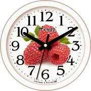 Часы настенные мини круг картинка 296 в интернет магазине Импульс, фото