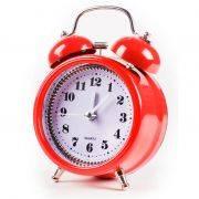 часы-буд MAXTRONIC MAX-2832-2 Рэд/Блэк классик в интернет магазине Импульс, фото