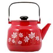 чайник 3,5л С-2713П2/4Рч Горох красный в интернет магазине Импульс, фото