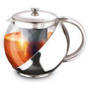 чайник LARA LR06-10 заварочный ,стекл., 0,75л в интернет магазине Импульс, фото