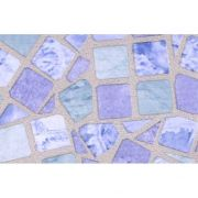 пленка самоклеющаяся 67,5см/8м мозайка сине-зеленая 8062 в интернет магазине Импульс, фото