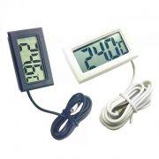 термометр цифровой мини с выносным датчиком К в интернет магазине Импульс, фото