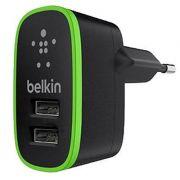 адаптер питания 220V/2USB 2,1A Belkin в интернет магазине Импульс, фото