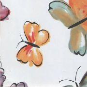 пленка самоклеющаяся 45см/8м акварельные бабочки 8116 в интернет магазине Импульс, фото