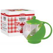 чайник заварочный MAL PTP-01-1200ml Variato 1,2л с пласт. ручкой ,фильтр из нерж.стали в интернет магазине Импульс, фото