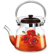 чайник LARA LR06-12 заварочный ,стекл., 1л в интернет магазине Импульс, фото
