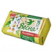 мыло Весна Жасмин и Зеленый чай 90 гр в интернет магазине Импульс, фото
