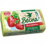 мыло Весна Земляника со Сливками 90 гр в интернет магазине Импульс, фото