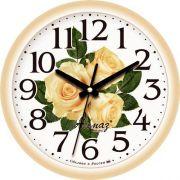 часы настенные круг E10 в интернет магазине Импульс, фото