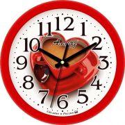 часы настенные круг 225мм E42 (231) в интернет магазине Импульс, фото