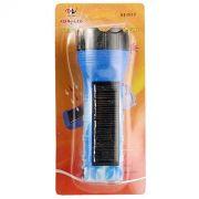 фонарь аккумуляторный 1 светод.(1ярк.) SJ-017 солнеч. бат. в интернет магазине Импульс, фото