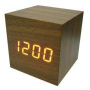 Часы-будильник JMT(VST)-869-1 сет. цифр.красные цифр в интернет магазине Импульс, фото