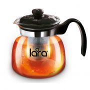 чайник LARA LR06-08 заварочный ,стекл., 0,75л в интернет магазине Импульс, фото