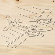 доска для выжигания Самолет REXANT 12-0915 в интернет магазине Импульс, фото