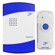 Звонок Гамма 5 дистанц(не менее 120м)4,5V, 35 мелодий в интернет магазине Импульс, фото