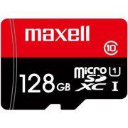 пам. SD Micro 128Gb MAXELL класс 10 в интернет магазине Импульс, фото