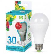 лампочка LED 30Вт Е27 A-70 standart 4000K 2700Лм ASD в интернет магазине Импульс, фото