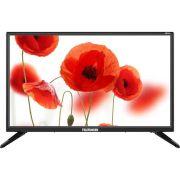 телевизор TELEFUNKEN TF LED24S50T2 встроенный ресивер цифрового ТВ DVBT2 в интернет магазине Импульс, фото