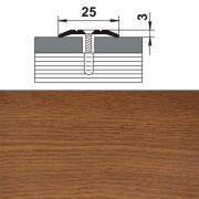 профиль стыкоперекрывающий ПС 01.900.092 25мм,вишня (1356) в интернет магазине Импульс, фото