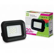 прожектор LED СДО-07-20 20Вт черный IP65 ASD(NEOX) в интернет магазине Импульс, фото