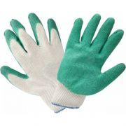 перчатки ХБ обливная ладонь в интернет магазине Импульс, фото