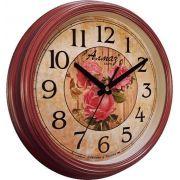 часы настенные круг 320мм А68 в интернет магазине Импульс, фото